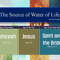 God the Mother Bible. Without receiving water of life, we can not enter the kingdom of heaven. – The World Mission Society Church of God [wmscog]
